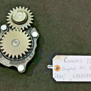 Oil Pump CUMMINS ISB 4939588 OEM