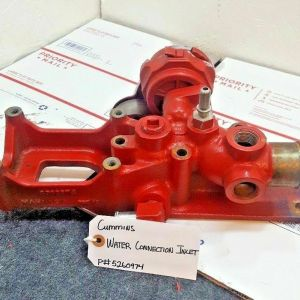 WATER INLET CONNECTION Cummins 5260974 OEM