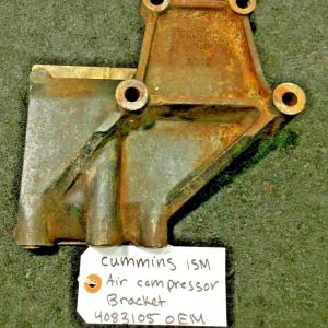 AIR COMPRESSOR BRACKET M11 QSM11 4083105 OEM