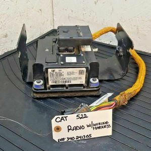 Radio CATERPILLAR 522 / 340-2413-05 OEM