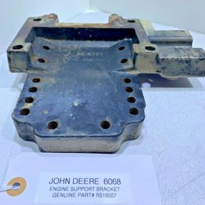 John Deere 6068 Diesel Engine Support Bracket R516557 OEM GENUINE