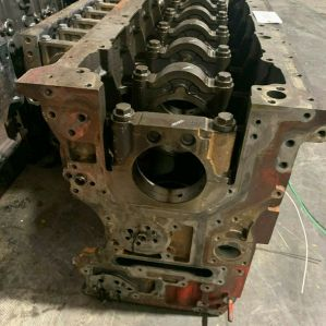 Cummins ISX15 Diesel Engine Block 3686808 OEM GENUINE