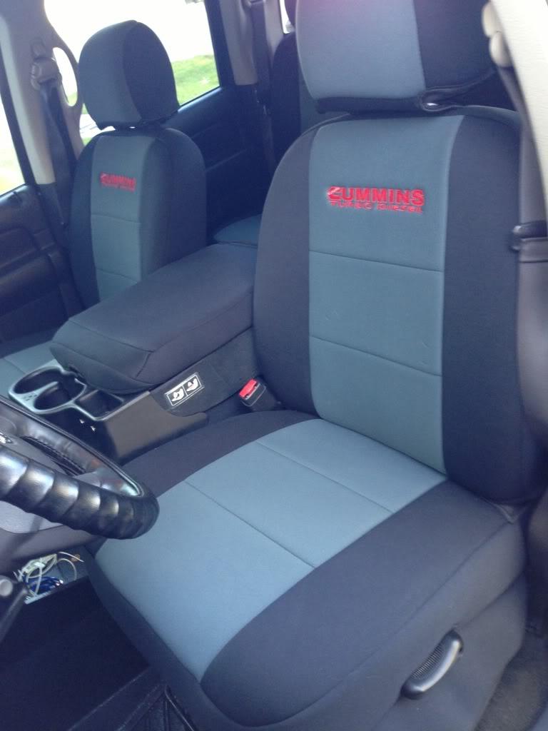 Dodge Ram Neoprene Seat Covers  2018 Dodge Reviews