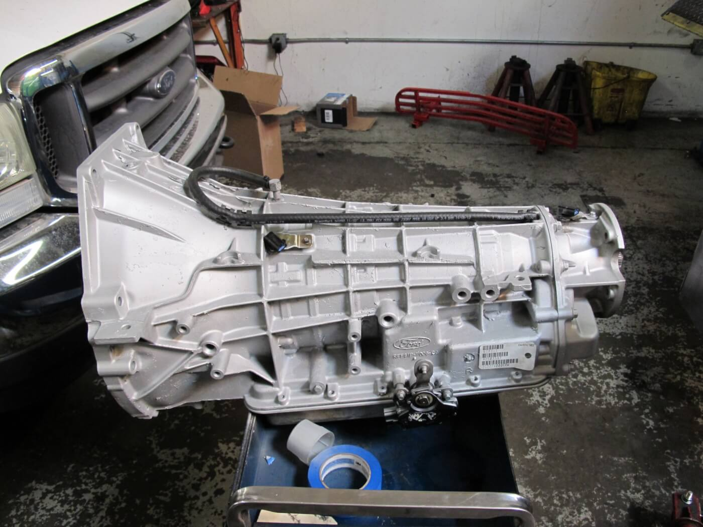 hight resolution of the basic transmission will need to be bolted to the transfer case for our