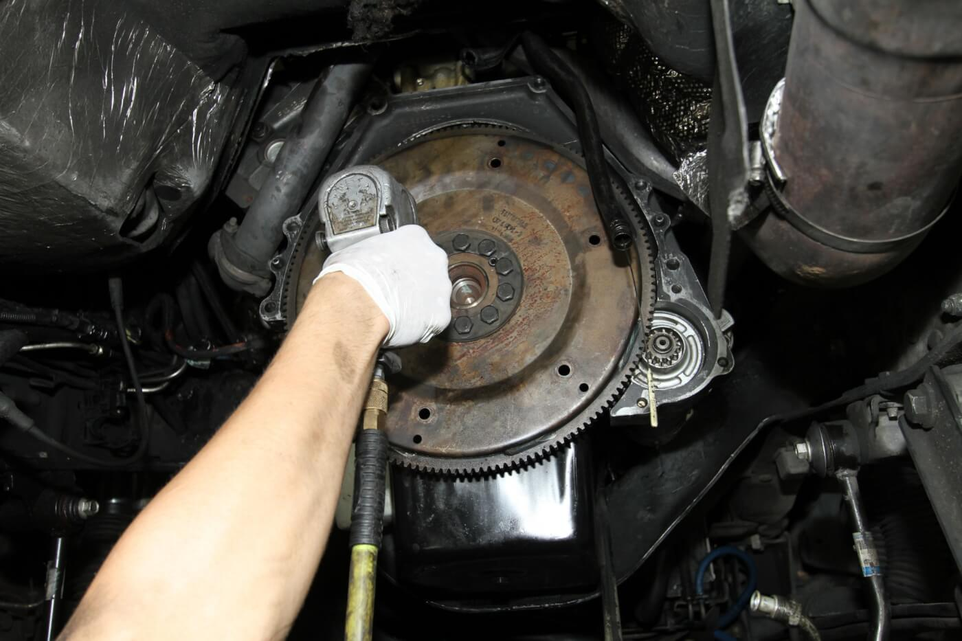 One Tough Tranny 2: Installing our Better-than-New 4R100