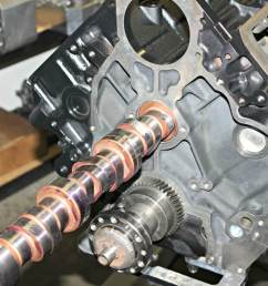 unfortunately in the duramax application swapping out the camshaft isn t [ 1400 x 933 Pixel ]