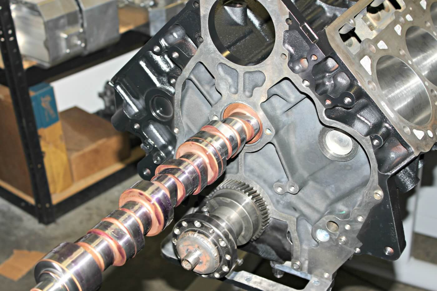 hight resolution of unfortunately in the duramax application swapping out the camshaft isn t