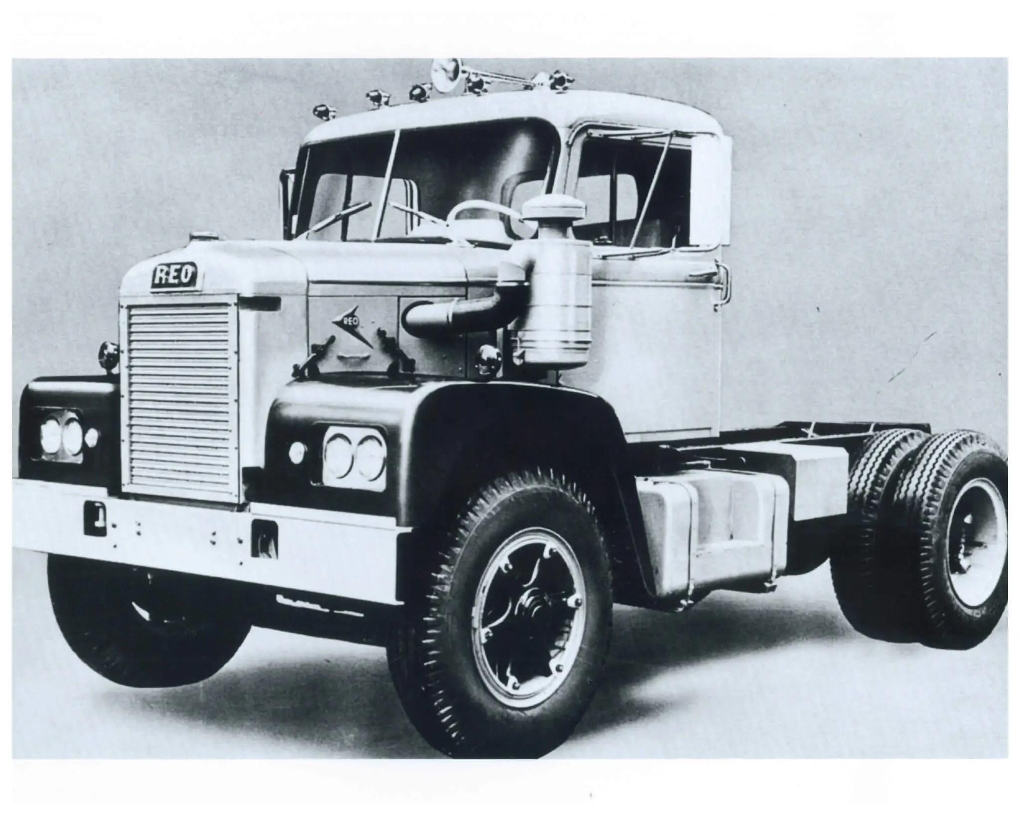 REO, World's Toughest Truck