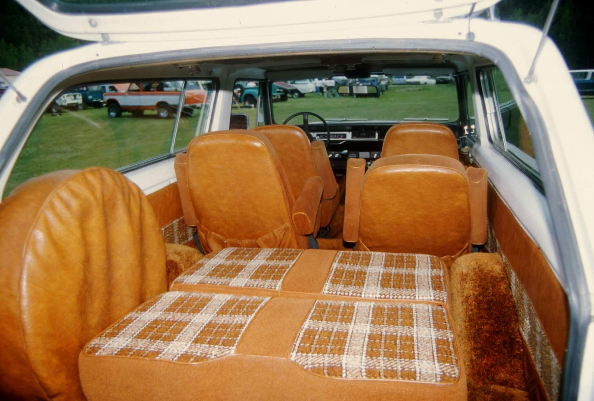 hight resolution of if you wanted a travelin interior in your traveler you ordered the