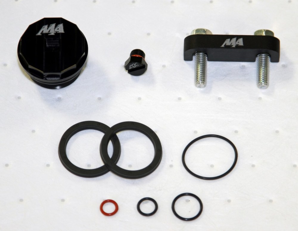 medium resolution of merchant automotive s master filter head kit includes everything seen here as well as a