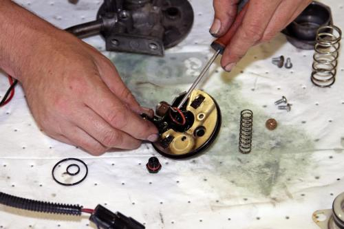 small resolution of 15 using a pick tool phaff removes the old o rings from the