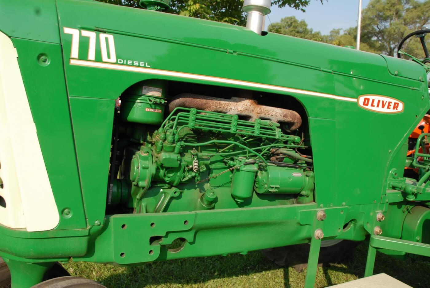 hight resolution of 1958 oliver 770