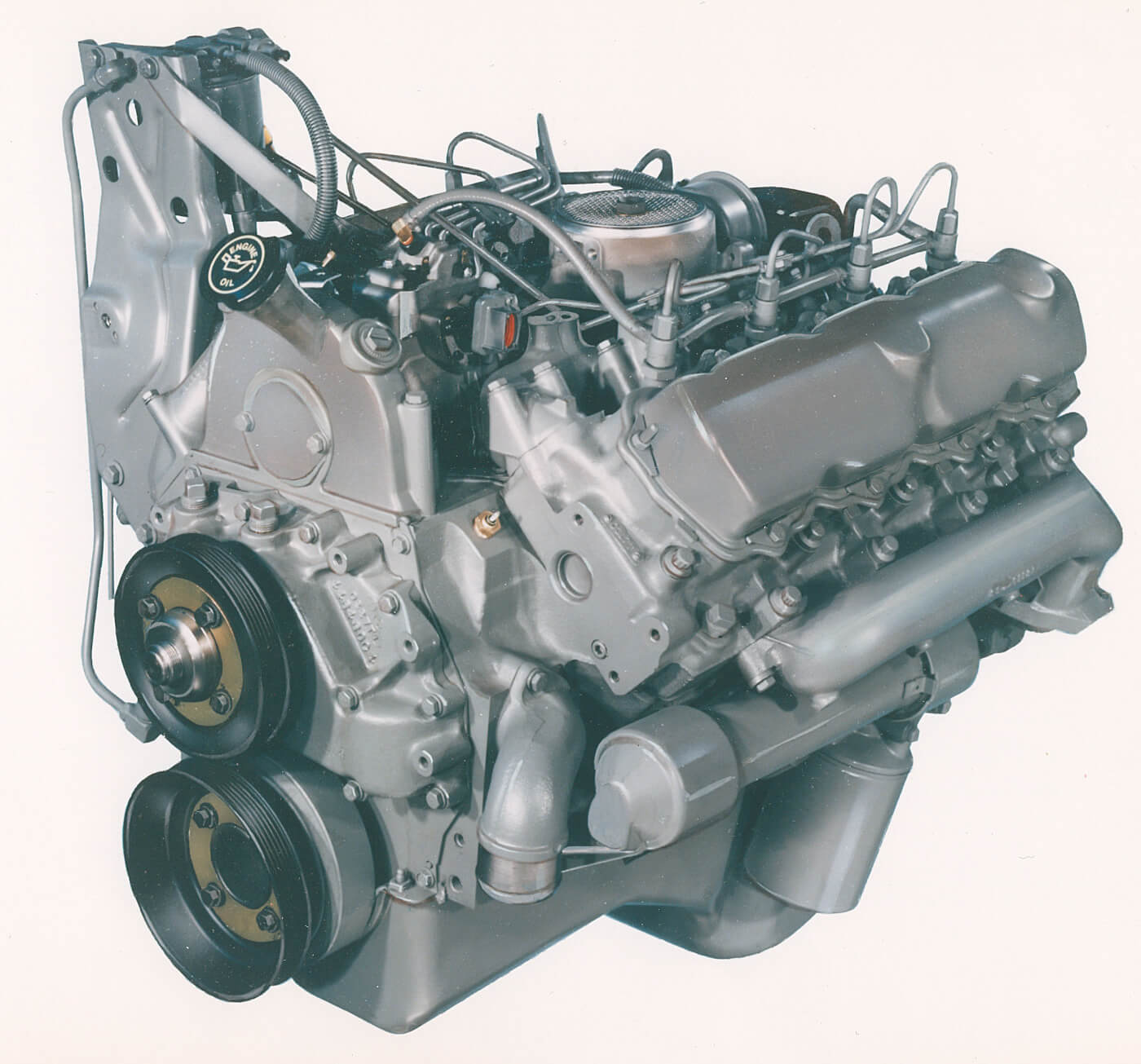 hight resolution of in 1988 the 7 3l idi debuted touting a number of improvements power was