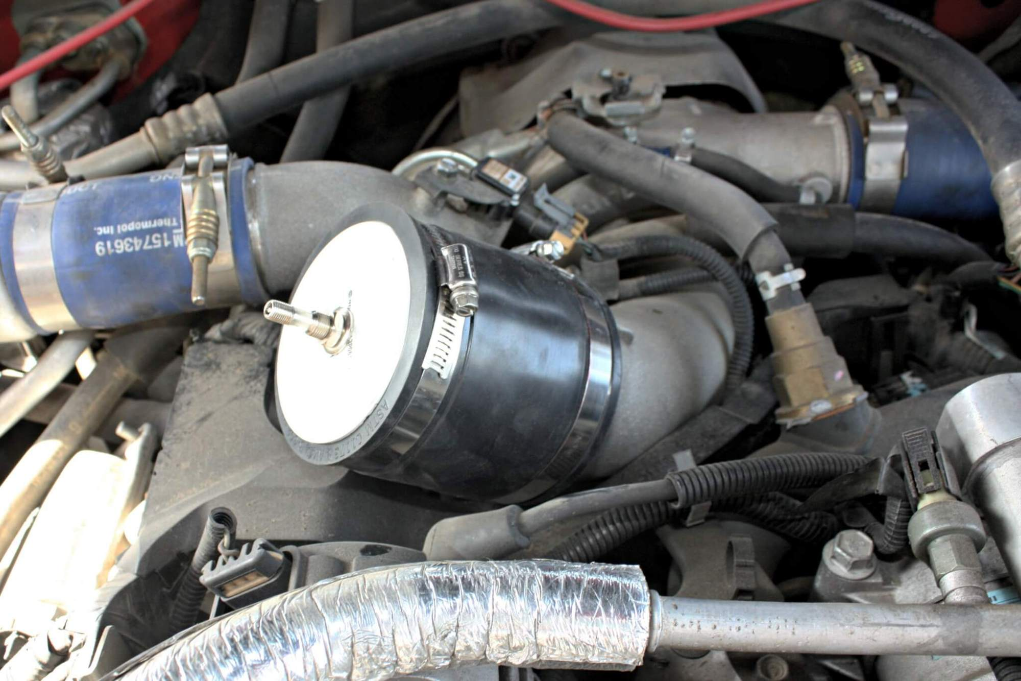 hight resolution of on a high mileage turbocharged engine it s always a good idea to