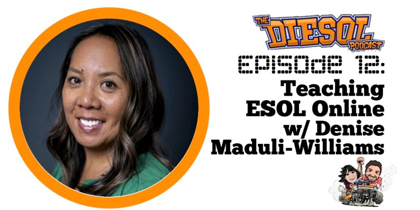 Teaching ESOL Online w Denise Maduli-Williams