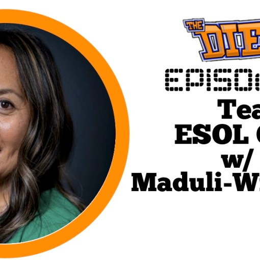 Teaching ESOL Online w Denise Maduli-Williams