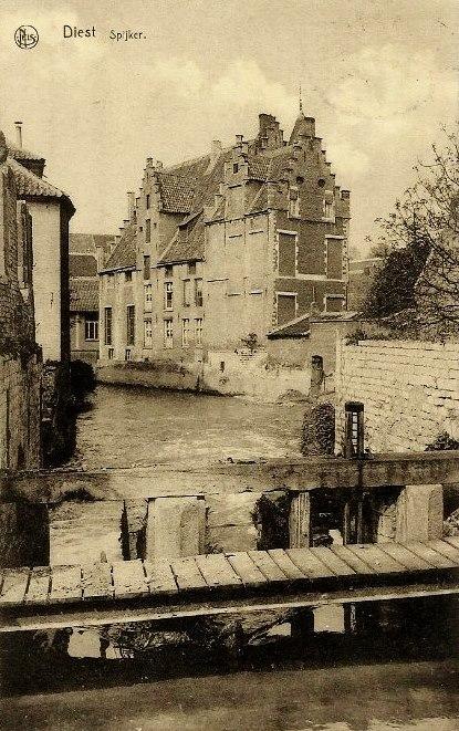 Het Spijker in 1924