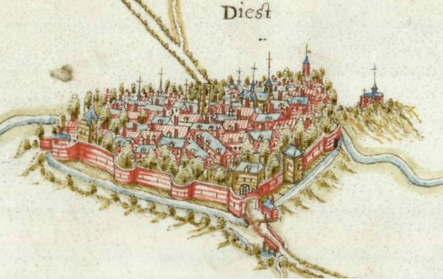 Diest Anno 1650-1680