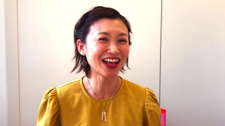 大花エリコが紹介するモデル体型ダイエット塾について