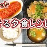 痩せる夕食レシピ② Diet Recipe【パンダワンタン】