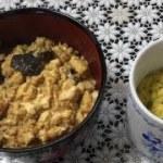 (簡単ダイエットレシピ)超ヘルシー&低カロリー高タンパク質!!二色麻婆丼