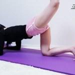 心をリラックスさせるために自宅でヨガストレッチエクササイズトレーニング運動ヨガストレッチ
