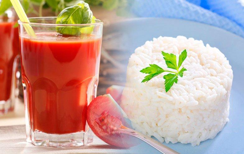 крабовые палочки и томатный сок диета