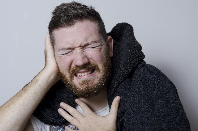 扁桃腺、腫れる