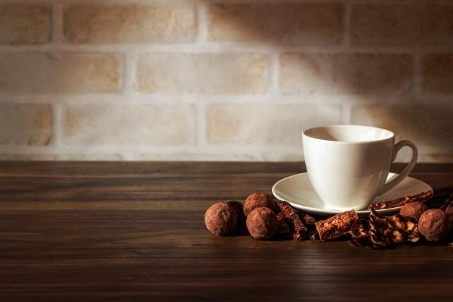4.ココア、カフェイン