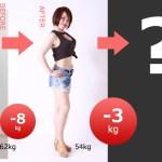 -10kg達成! リバウンド防止でトレーニングを続けてみた結果。