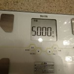 ダイエット323日目の体重体脂肪と食事