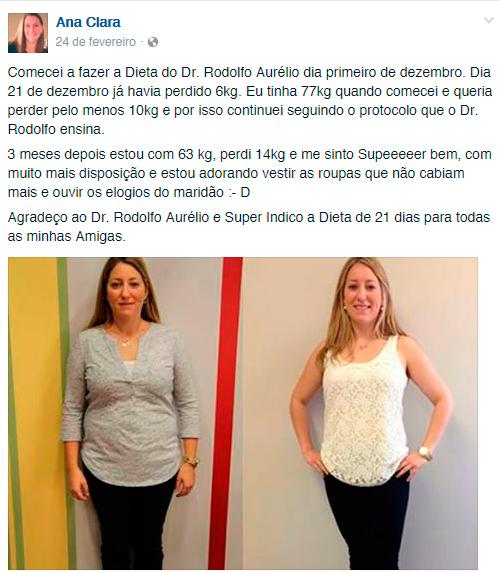 Dieta de 21 dias em São Paulo