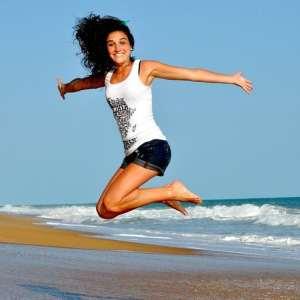 girl jumping pillole dimagranti phenq funziona