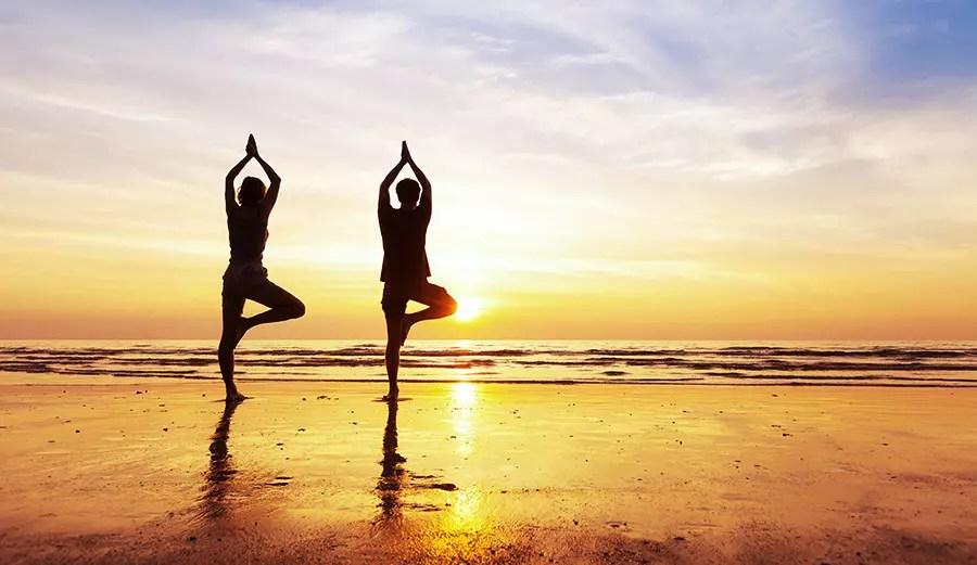yoga esercizi tipici