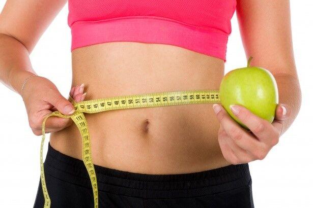 medir estomago