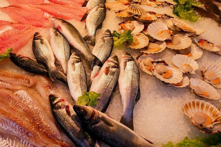 pescado maricos