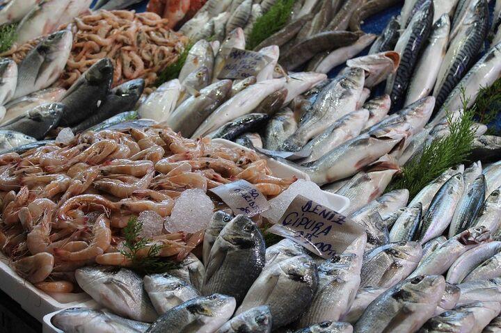 pescado mariscos