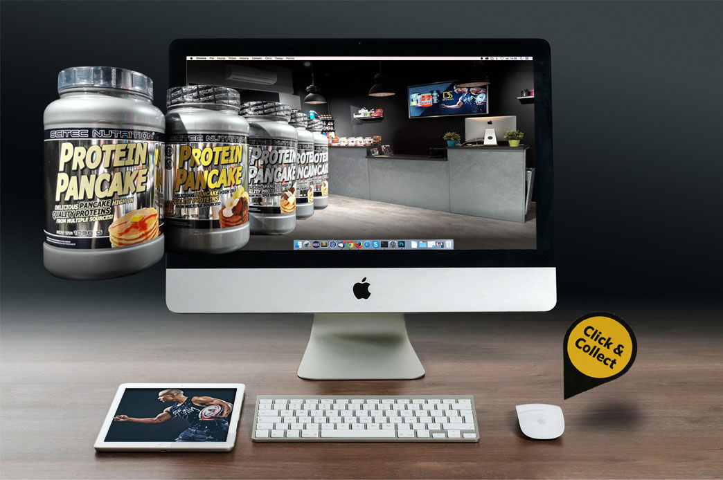 click and collect diet and sport