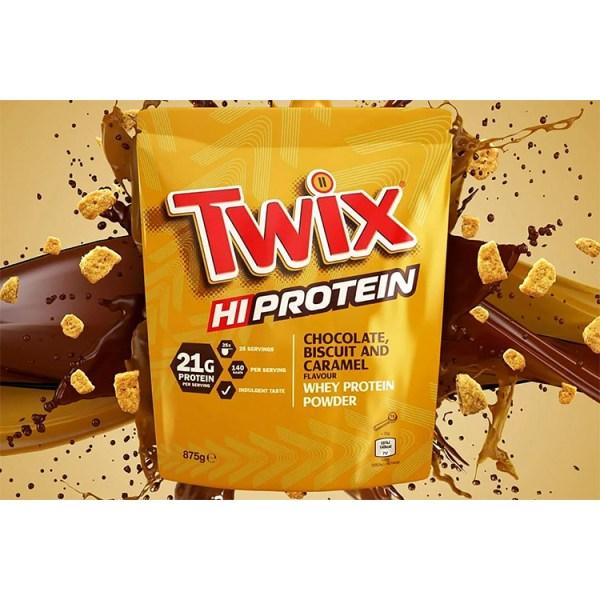 Twix-protein-diet and sport