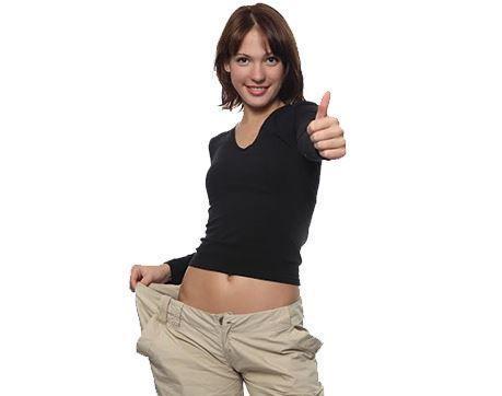 Bajar de peso en una semana es posible