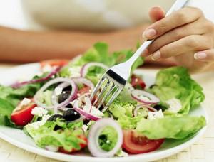 La dieta vegetariana puede reducir la presión arterial