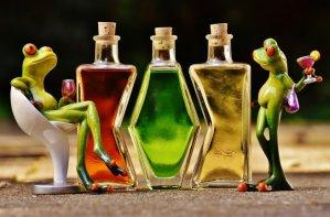 Las bebidas y los aperitivos: los licores