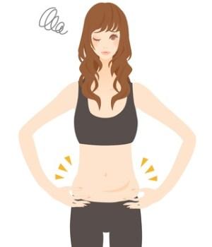 下腹ダイエットで成功する即効で簡単な5つの運動とは?