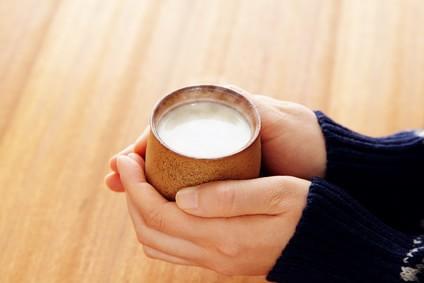 豆乳 ホット