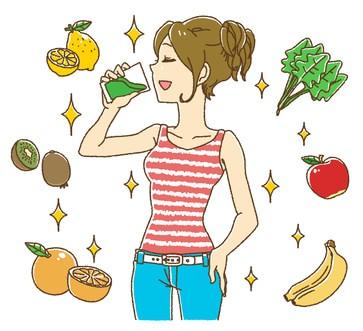デトックスダイエットで美肌効果あり!【スープや水の摂取方法は?】