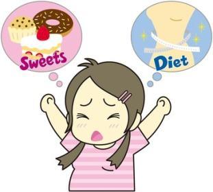 食べたい痩せたい