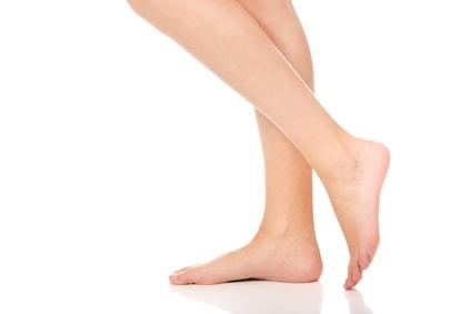 足首痩せできる方法はコレ!【太くなる原因は歩き方?】