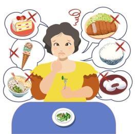 【体験談】一気に痩せようして大失敗!無理なダイエットは長続きしない?
