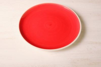 食器 赤 赤色