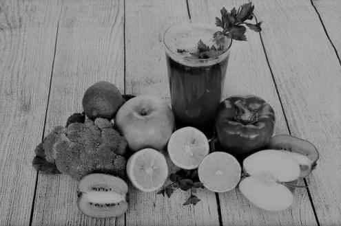 cure de fruits et légumes détoxe